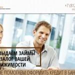 Микрозаймы Брокер Кредит Сервис Санкт-Петербург