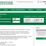 Микрозаймы Финансовая скорая помощь Санкт-Петербург