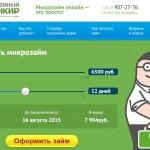 Микрозаймы Семейный Банкир Санкт-Петербург