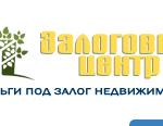 Микрозаймы Тульский Залоговый Центр «Podzalog71.ru»